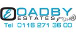 oadby estates logo Our Clients   Fairfax Tax & Accounts   Tax & Finance Accounts
